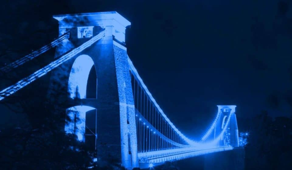 A Spectacular Light Show Is Coming To Clifton Suspension Bridge Tonight