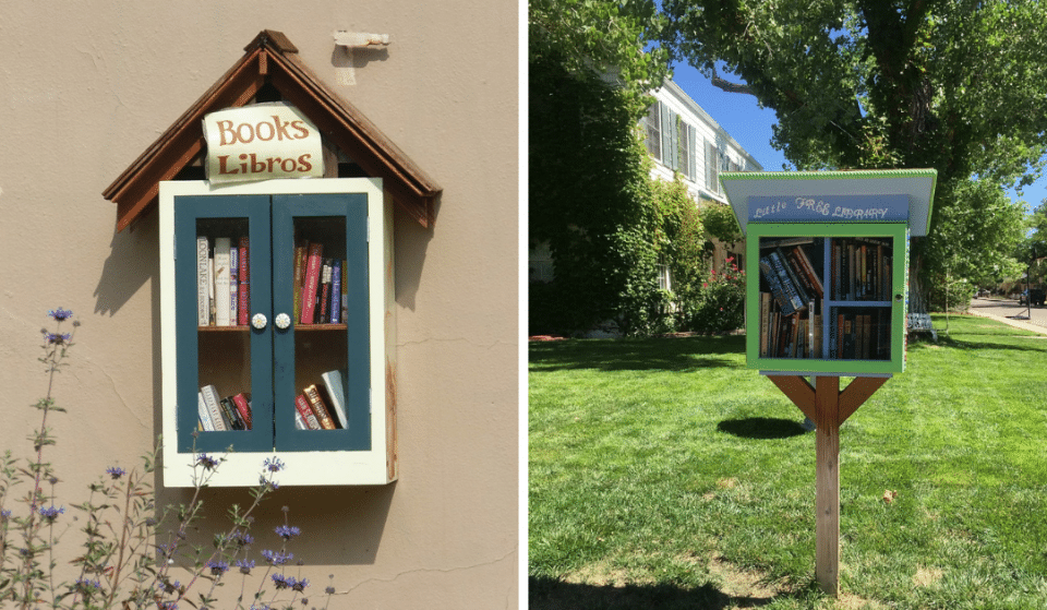This Interactive Map Shows You Where All The Little Libraries In Bristol Are