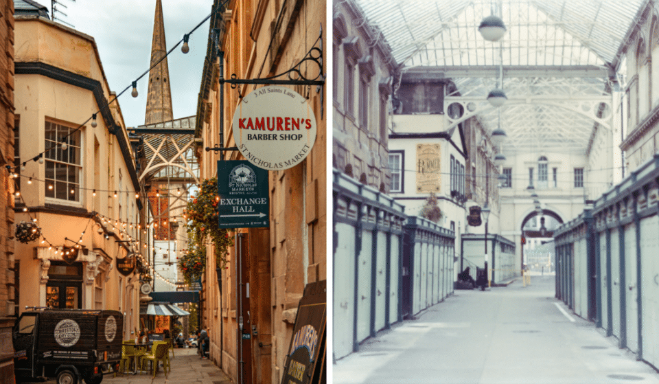 Everything You Need To Eat At St Nicholas' Market When You Visit