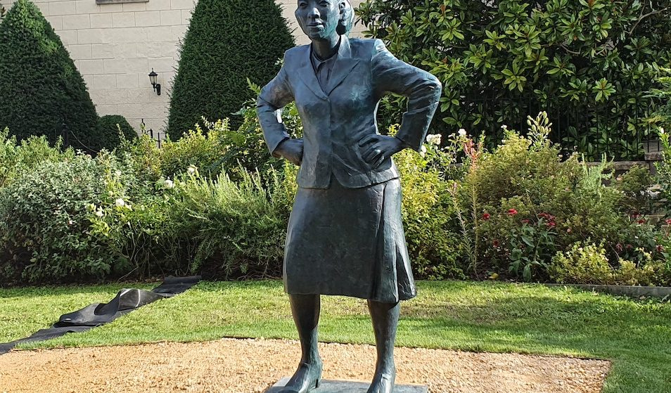 Bristol University Has Unveiled The UK's First Statue Of A Black Woman Made By A Black Female Artist