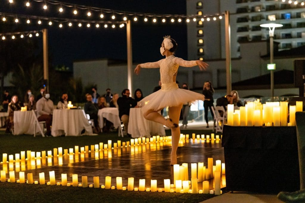 Experience A Magical Night Of Candlelit Ballet At The Historical Assembly Rooms