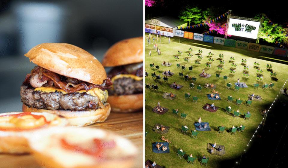 A Huge Film And Street Food Festival Is Coming To Clifton Downs This Summer