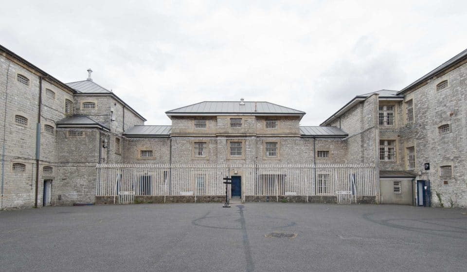This Prison Less Than An Hour From Bristol Offers An Amazing Escape Room Experience