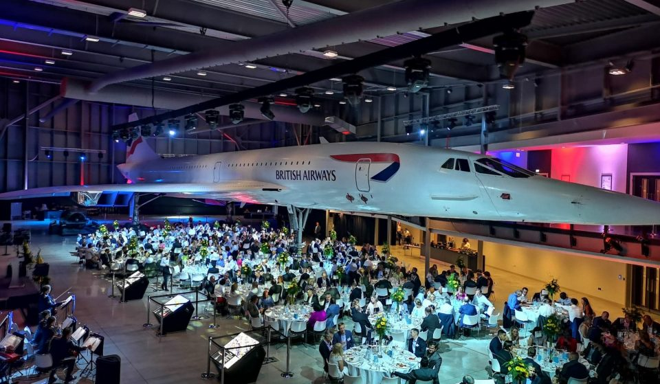 Enjoy The Sounds Of Iconic Soundtracks Under The Wings Of A Concorde At This Extra Special Show