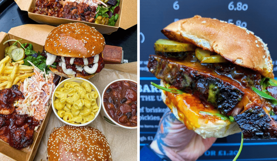 This Barbecue Joint Serving Brisket-Filled Burgers Is Opening A New Bristol Venue