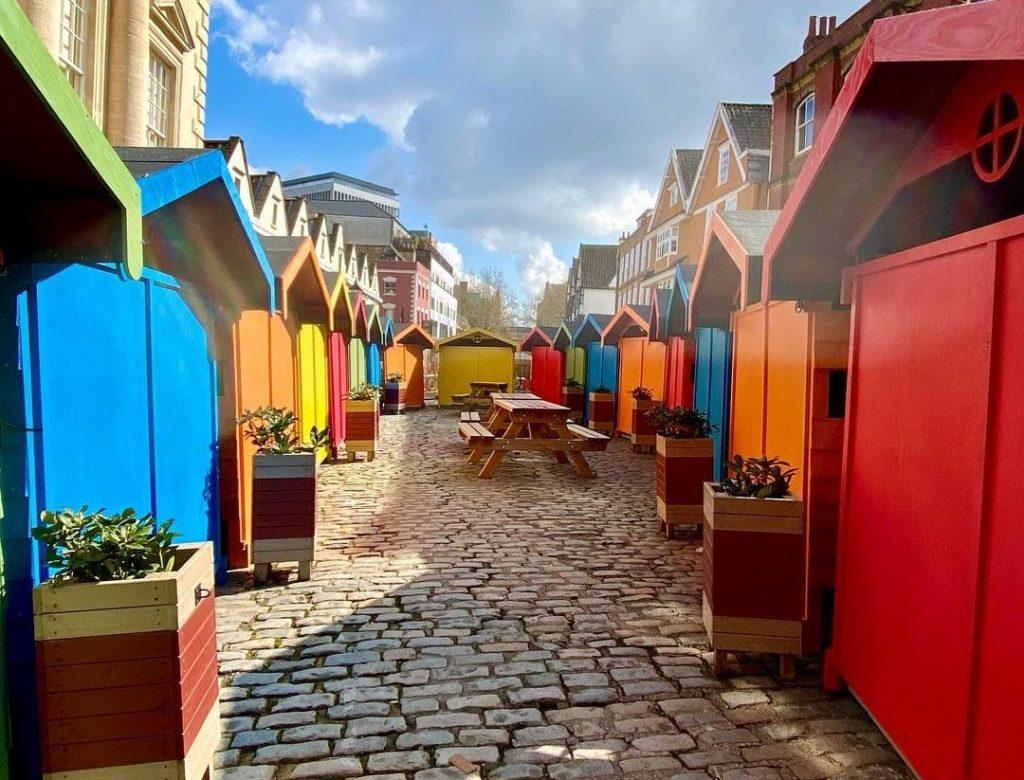 bristol-old-vic-rainbow-huts