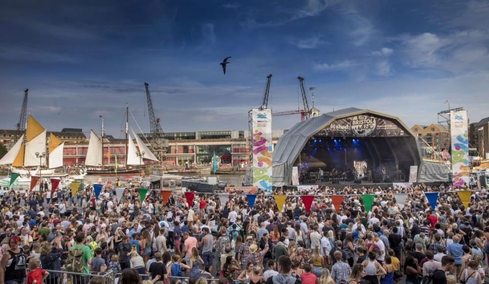 Bristol Harbour Festival Has Been Postponed Until 2022