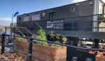 This Awesome Floating Pub Is Bristol's Best Spot For Sundowners • The Grain Barge