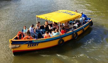 You Can Sip On Gin And Cruise Along Bristol Harbourside On Board This Boozy Ferry