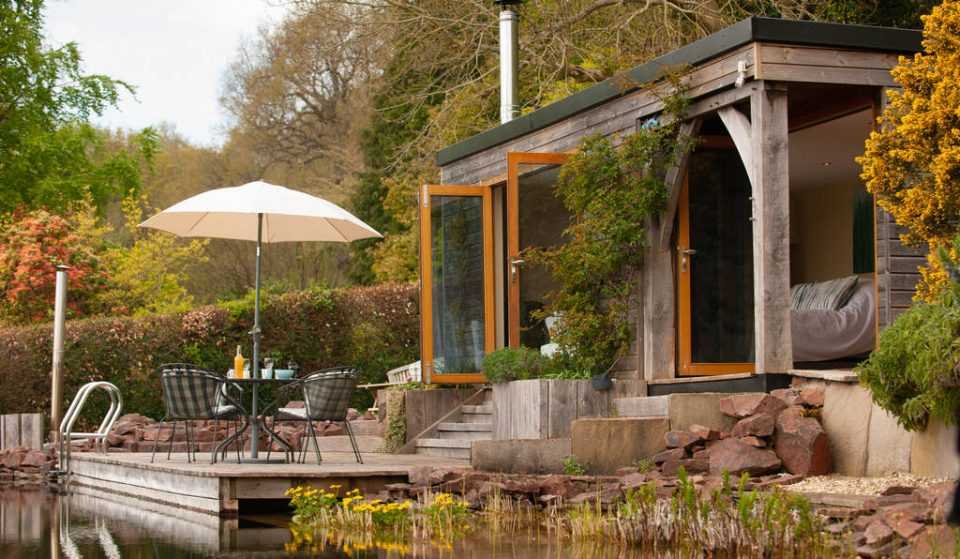This Poolside Pad Near Bristol Is The Perfect Getaway Close To Home