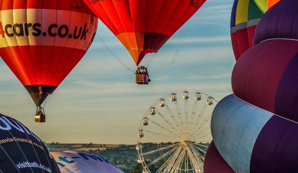 Dates For Bristol International Balloon Fiesta Fortnight Have Been Announced