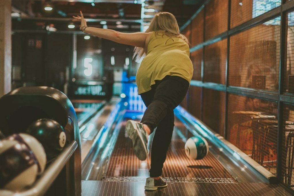 A Swanky New Bowling Alley Has Opened In Bristol • Lane 7