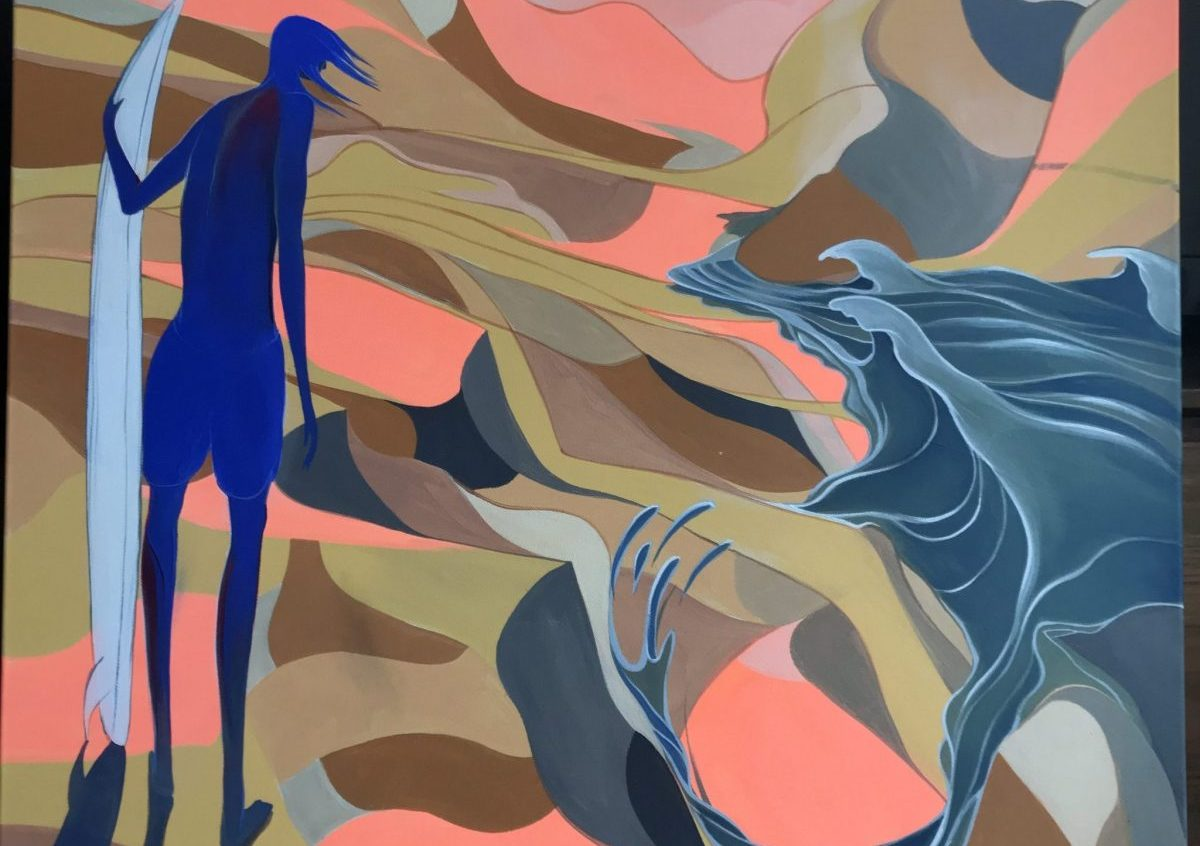 will-barras-blue-surfer