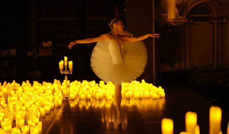A Mesmerising Night Of Candlelit Ballet Is Coming To Bristol