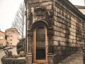 The Bristol Coffee Shop Housed In A Former Edwardian Public Toilet • The Cloakroom Cafe