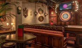 This Fairground-Inspired Darts Bar Is Coming To Bristol, And It's Perfect For Mates Dates