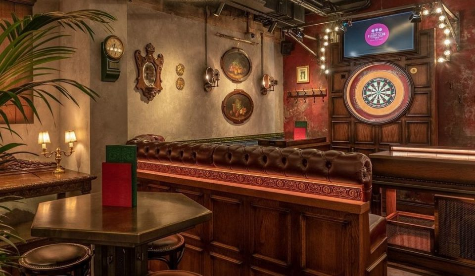 This Fairground-Inspired Darts Bar Has Opened In Bristol, And It's Perfect For Mates Dates