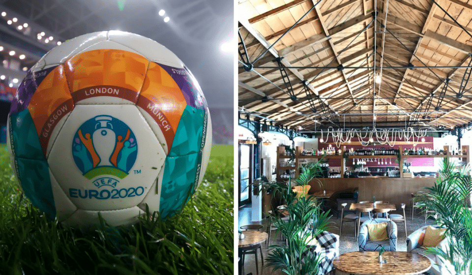 8 Of The Best Places In Bristol To Watch The Football This Summer