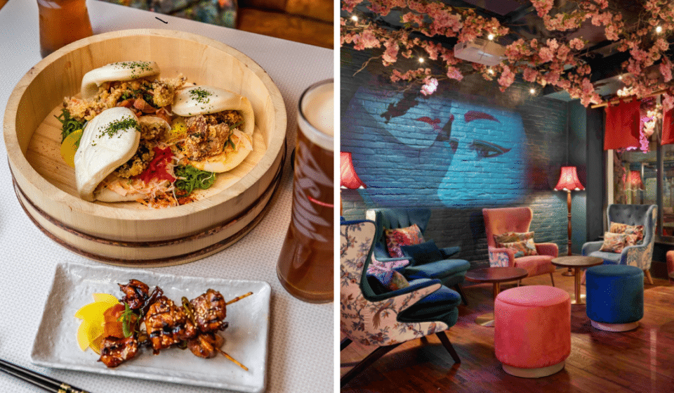 This Tokyo-Inspired Restaurant Serving Bao Buns And Sushi Is Coming To Bristol This Autumn