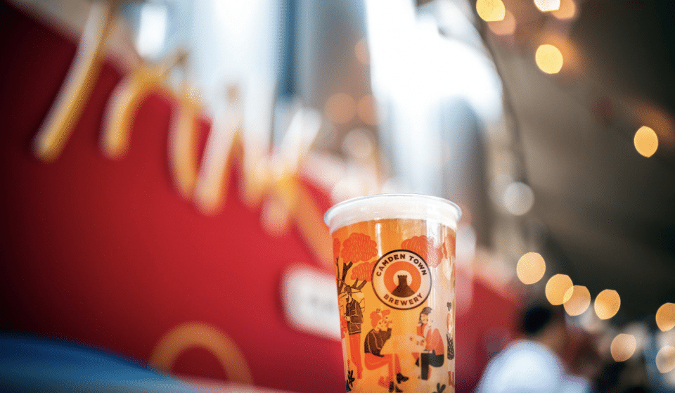 Camden Town Brewery's Tank Party Is Going On Tour This Summer, And It's Heading To Bristol