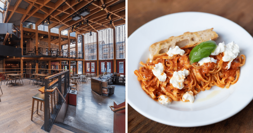Bristol Old Vic Is Hosting A Pop-Up Series Featuring Mediterranean-Inspired Food This Summer