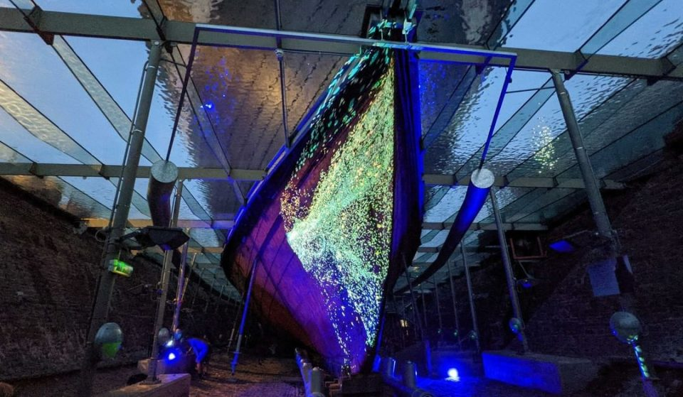 This Immersive Multimedia Experience Is Bringing The Ocean Back To The SS Great Britain