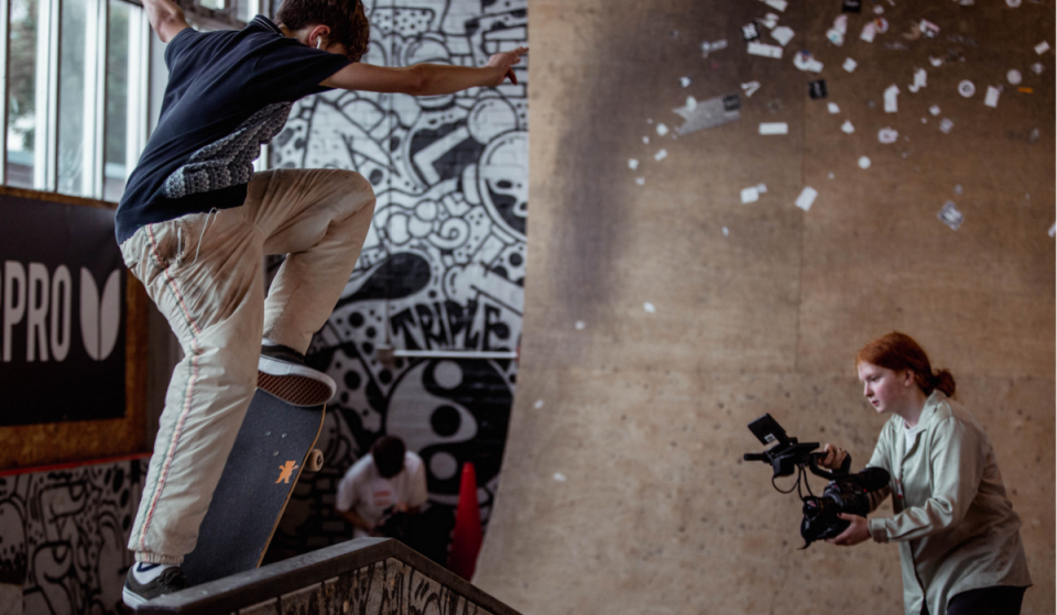 A Series Of Free Film Festivals About Street Art And Skateboarding Is Coming To Bristol