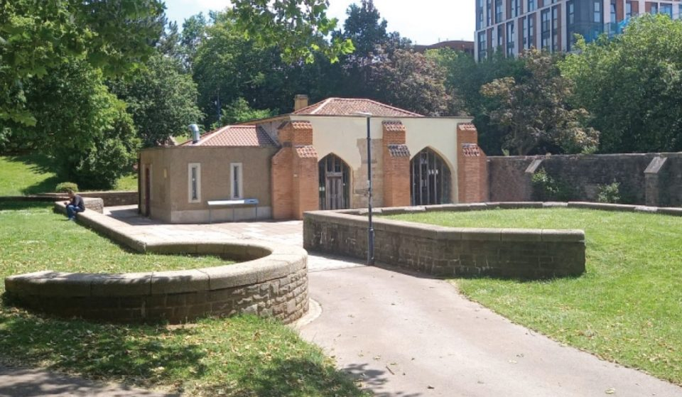 This Park Café Has Opened In Bristol And It's Within One Of The City's Most Historic Buildings