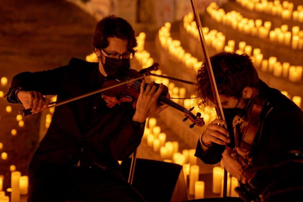 Vivaldi Candlelight concert