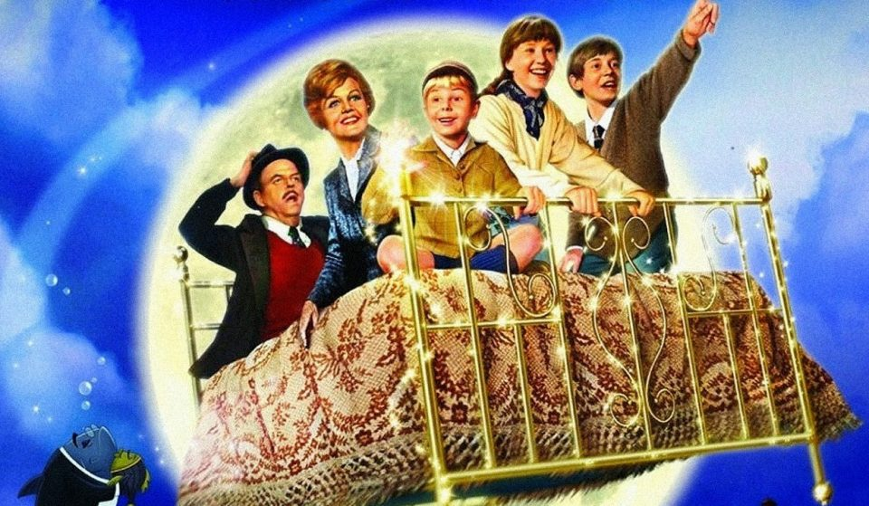A Nostalgic Stage Show Of Disney's 'Bedknobs & Broomsticks' Is Coming To Bristol