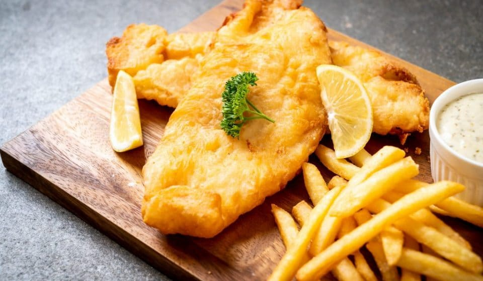 You Can Grab Yourself Some Fish And Chips For Free At Cabot Circus This Week
