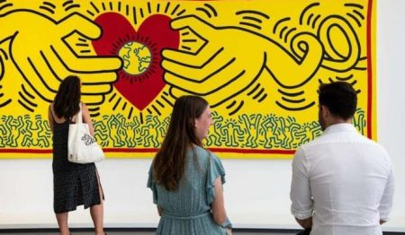 A Free Jean-Michel Basquiat & Keith Haring Virtual Exhibit Is Now Open To The Public