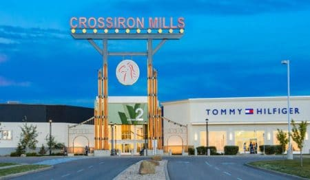A New Outdoor Shopping Experience Is Heading To CrossIron Mills For The Holidays