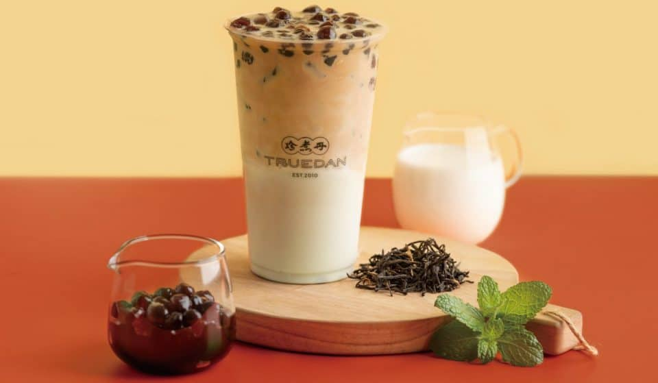 A Popular Taiwanese Bubble Tea Chain Is Now Serving Its Signature Drinks In Calgary • Truedan