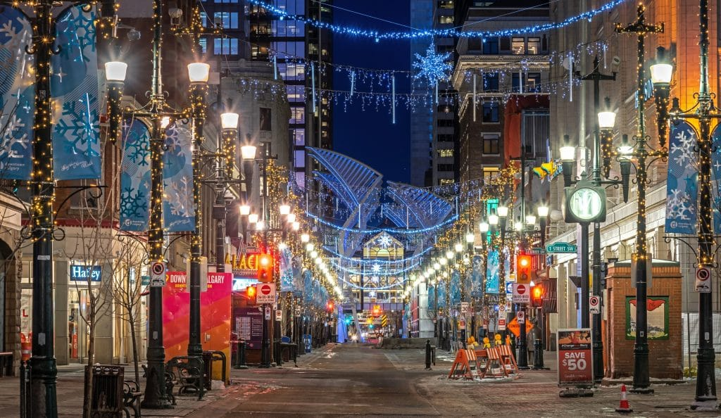 15 Wonderful Things To Do In Calgary In December 2020
