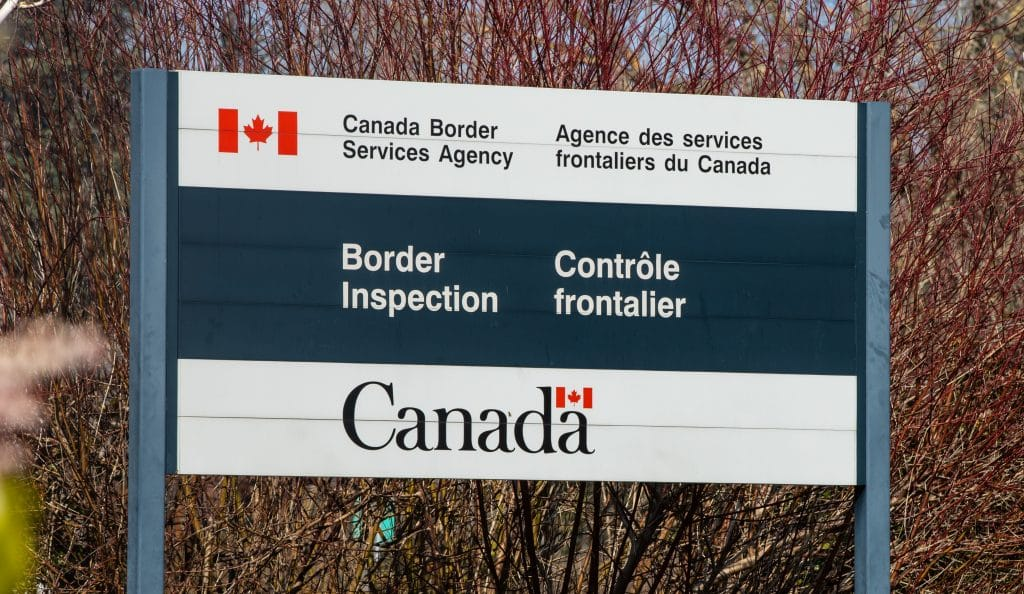 Canada Just Extended Its Border Closure To The United States For The Tenth Time
