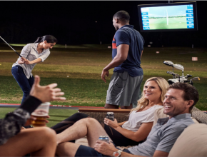 Calgary Is Getting Canada's First TopGolf-Style Facilities