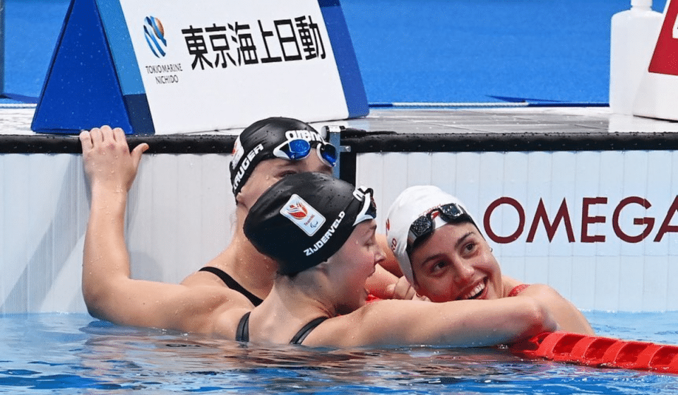 First Gold Paralympics Medal For Canada In Tokyo