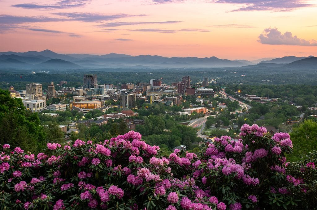 14 Charming Weekend Getaways That Are A Quick Drive From Charlotte
