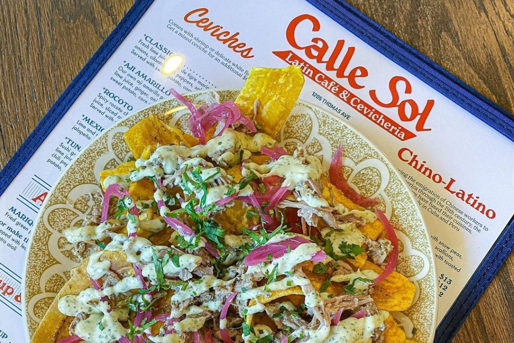 This New Latin American Eatery Is Finally Open In Plaza Midwood!
