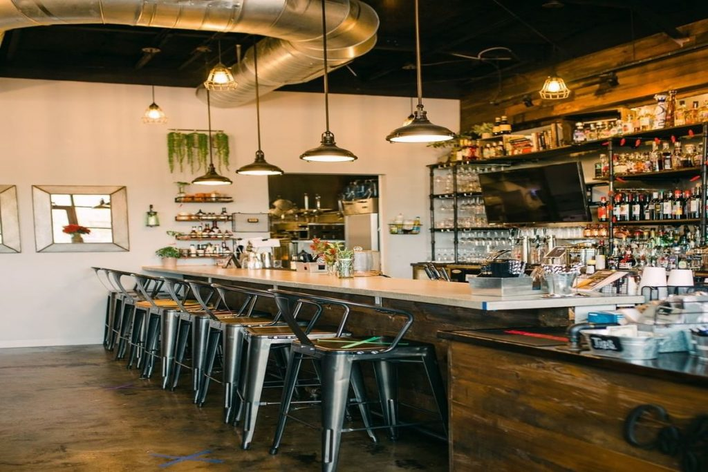 The Artistan's Palate Is A Sustainable Restaurant Meets Art Gallery Space Here In NoDa