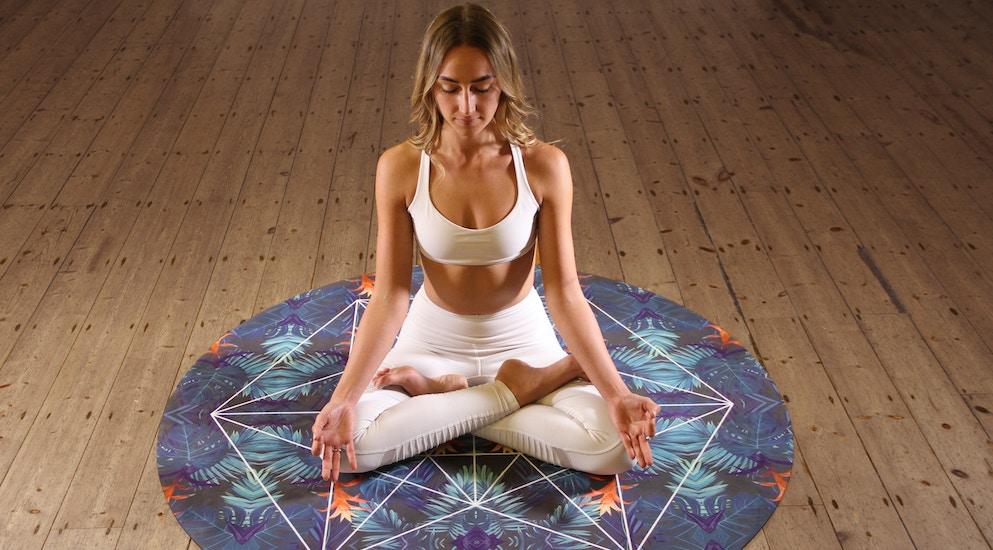 Raise Your Vibrations In Tune With The Cosmos At These Yoga & Sound Healing Classes