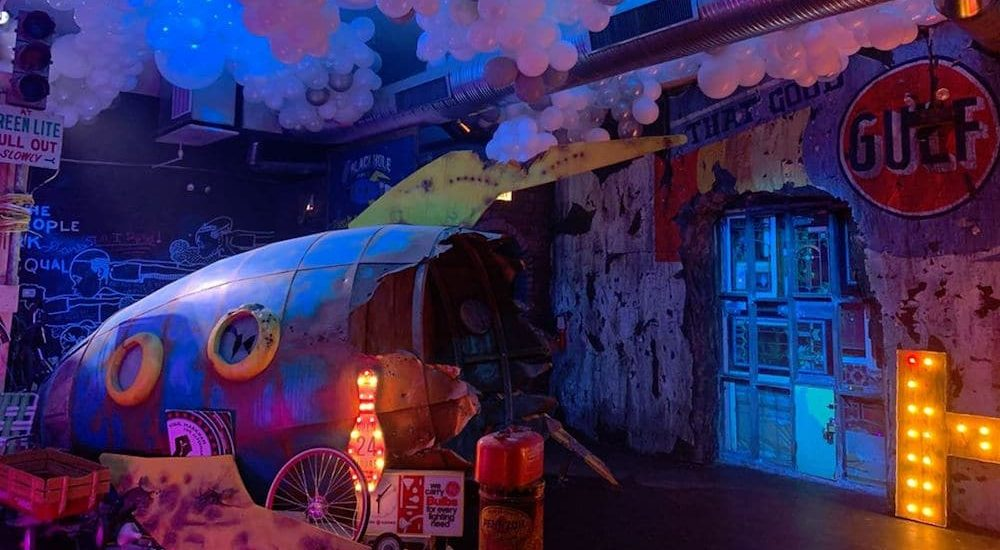 A New Immersive Art Experience Opens In Pilsen • Nevermore Park