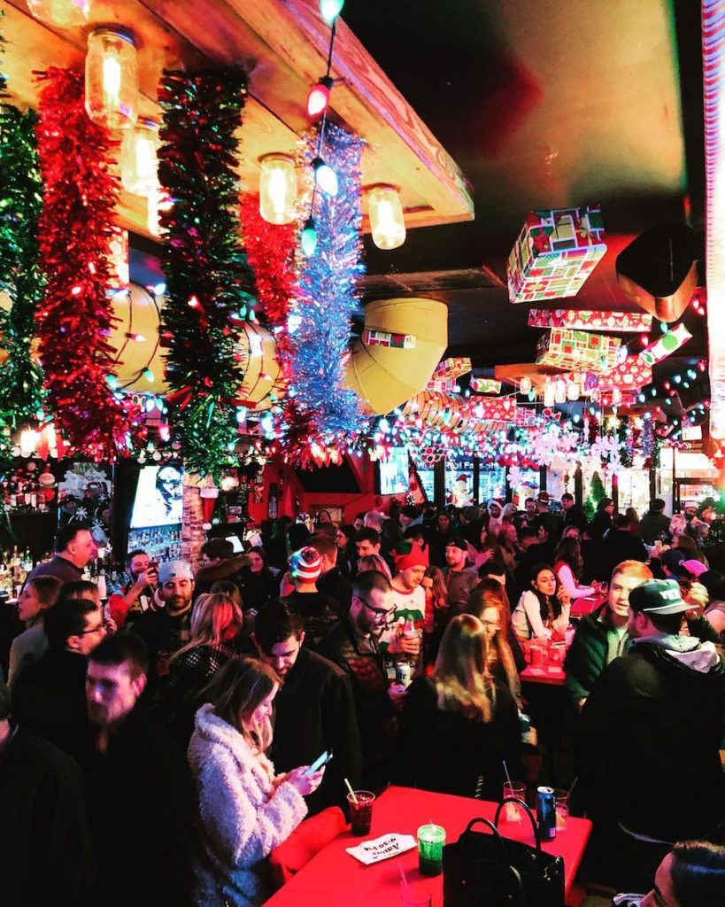 Wrigleyville Christmas Pop Up Returns to Chicago This Nov • Christmas Club