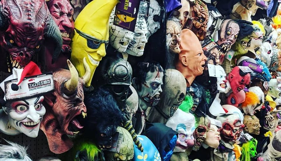 This Costume Store is Open 24 Hours a Day Leading up to Halloween!