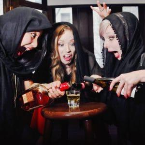 Drunk Shakespeare Chicago Theatre