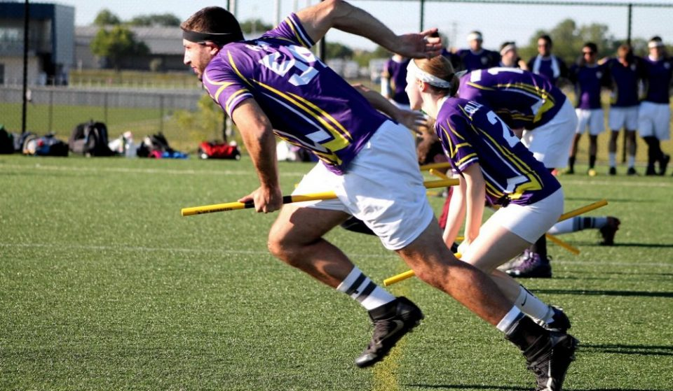 You Can Watch Real Quidditch in Riis Park This Weekend