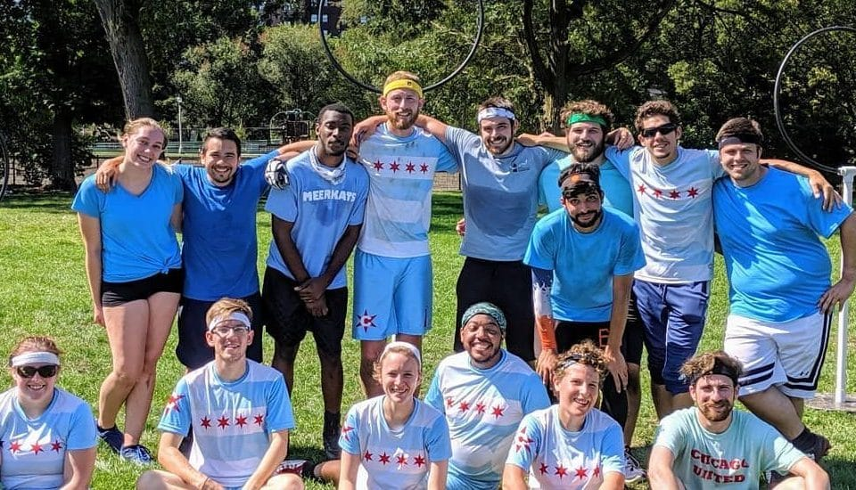 Here's How To Play Real Quidditch In Chicago