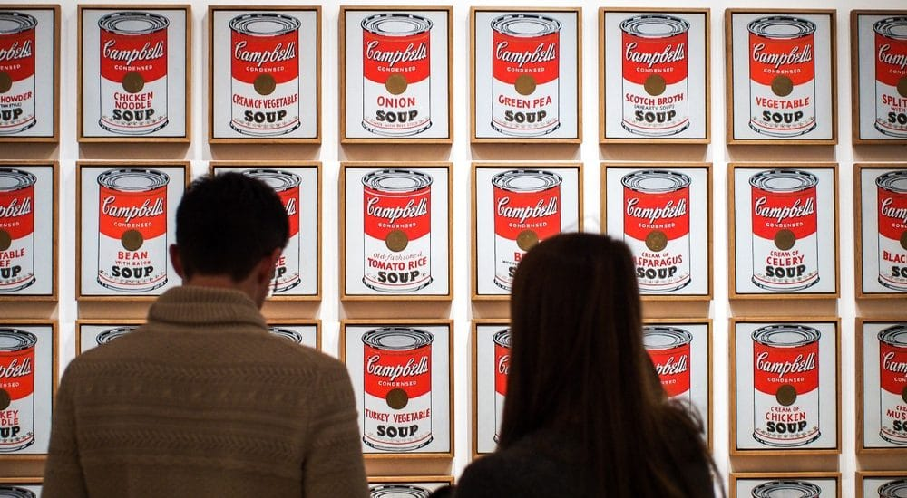 This Week Is Your Last Chance To Enjoy Andy Warhol At The Art Institute of Chicago