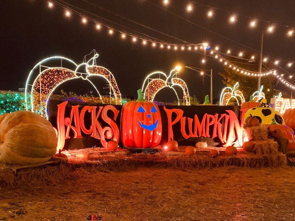Pumpkin Pop-Up with a Hidden Bar Returns to Chicago • Jack's Pumpkin Pop-Up